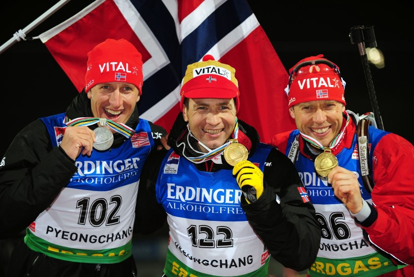 Ole Einar Björndalen surnud sõbrast: Halvard erines kõigist teistest sportlastest, keda kohtasin