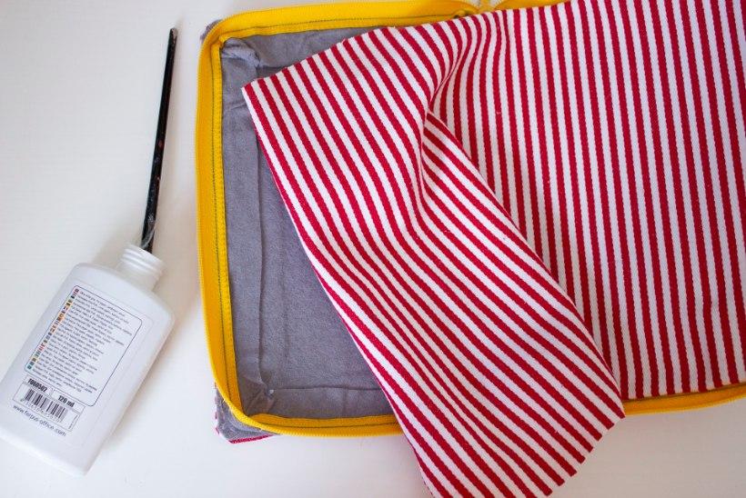 TEE ISE | Anna vanale õpikule võimalus muutuda kotiks!