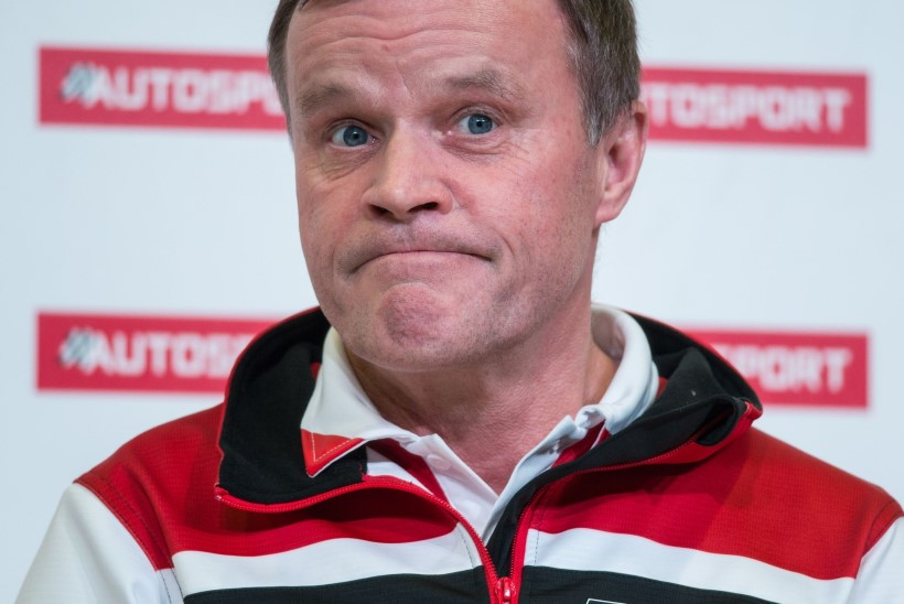 Tommi Mäkinen võttis tuure maha: ta pole sõitjast enam väga huvitatud, vaid hoiab silma peal