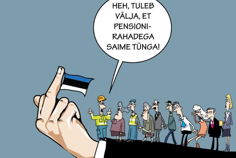 Petlik sambareform: räägitakse usaldusest, aga raha jäetakse riigile