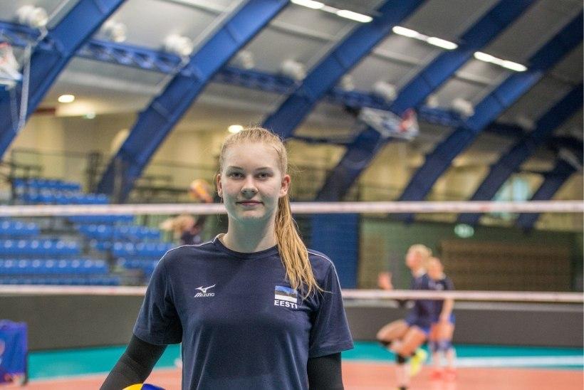 MÄLUMÄNG | Eesti võrkpalli rahvusnaiskond