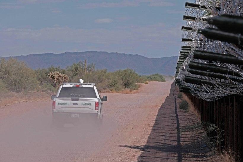 Pentagon eraldas USA-Mehhiko piirimüüri tarbeks 3,6 miljardit dollarit