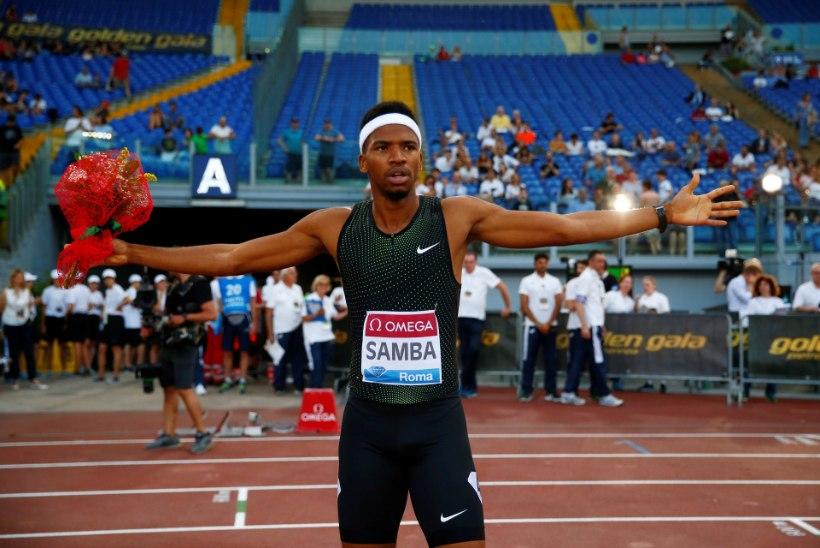 Pettumus! Tänavu maailmarekordi purustada lubanud sprinter ei pruugi MMil startidagi