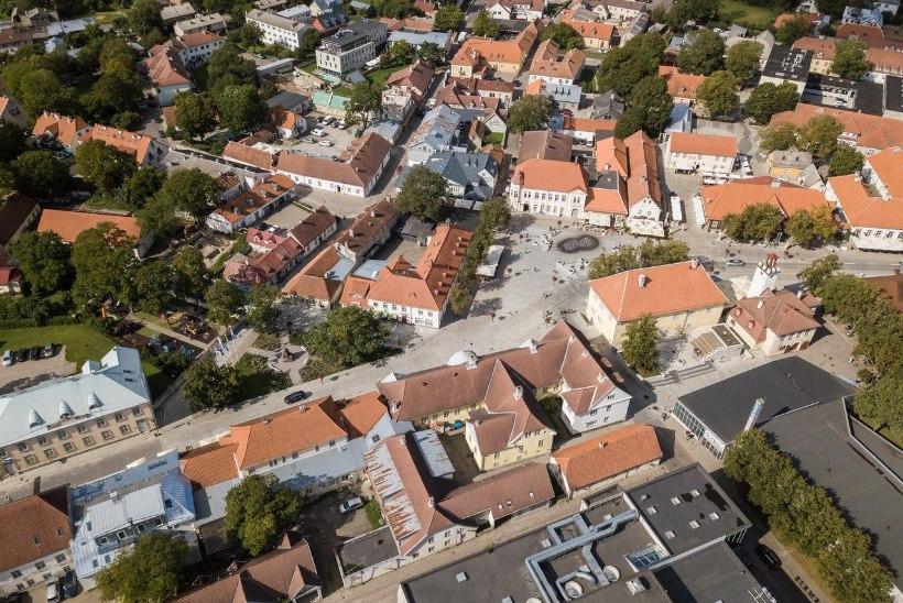 Laupäeval avatakse uuenenud Kuressaare kesklinn