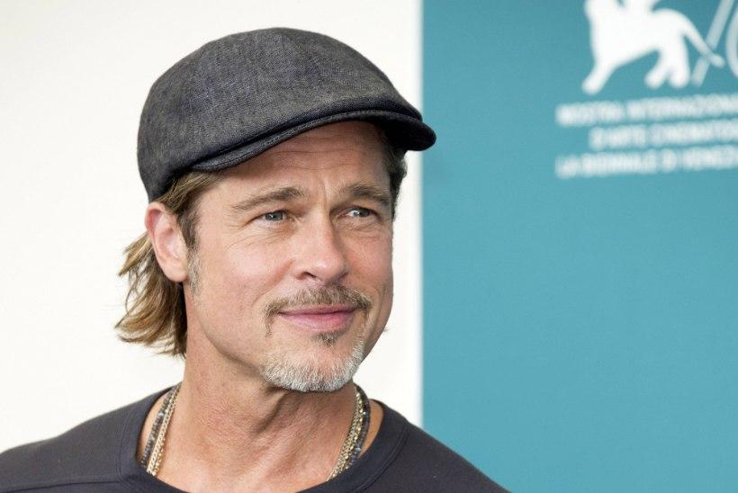 """Brad Pitti pihtimus: """"Käisin Anonüümsetes Alkohoolikutes."""""""