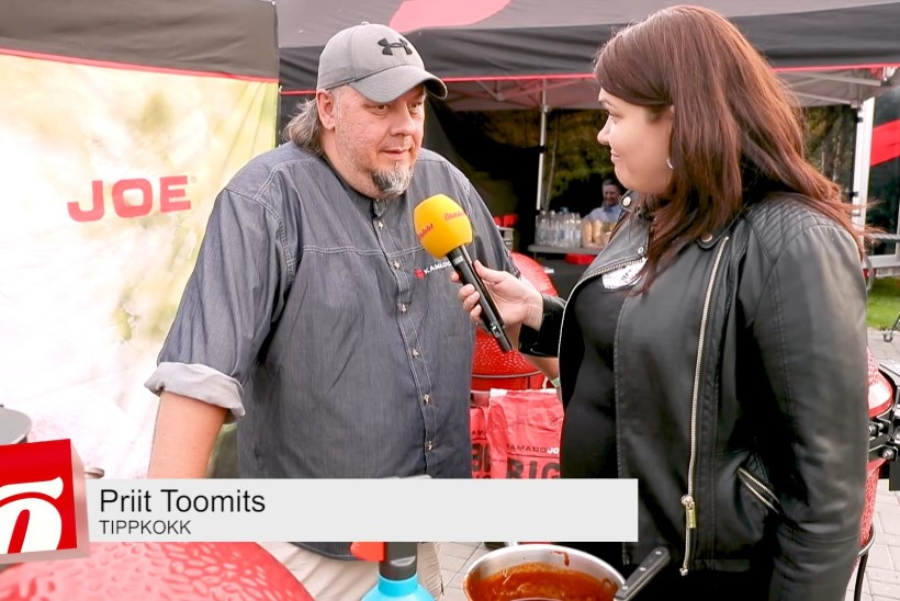 VIDEO | MIS ON BBQ JA GRILLIMISE VAHE? Peakokk Priit Toomits seletab ja jagab nõkse