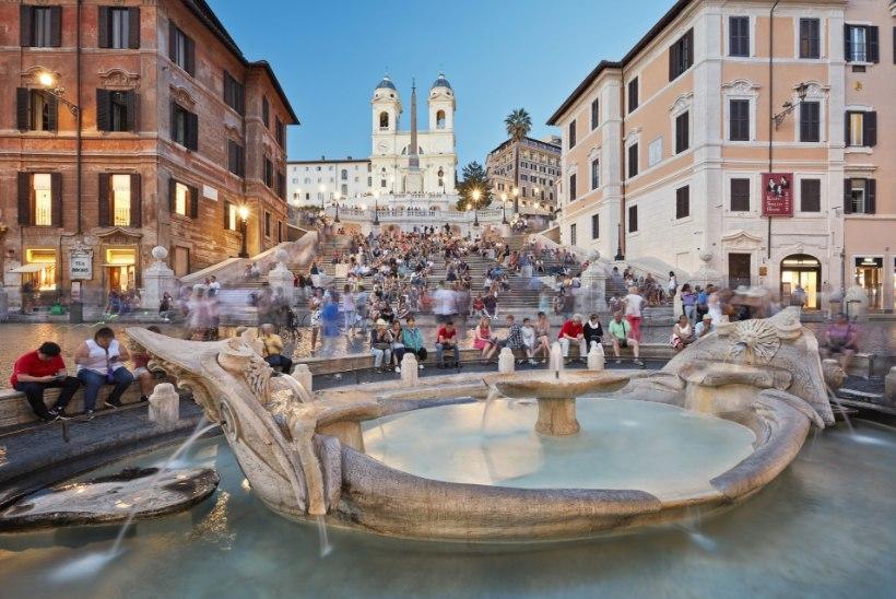 Ole ettevaatlik: turist võib Itaalias kergesti trahvi saada