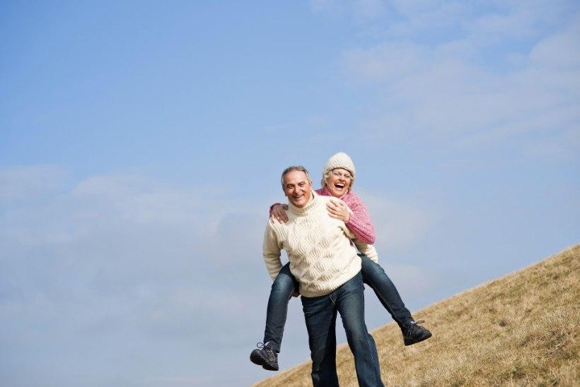 UURING PALJASTAB: kõige põnevamat ja aktiivsemat seksielu elavad 50–60aastased!