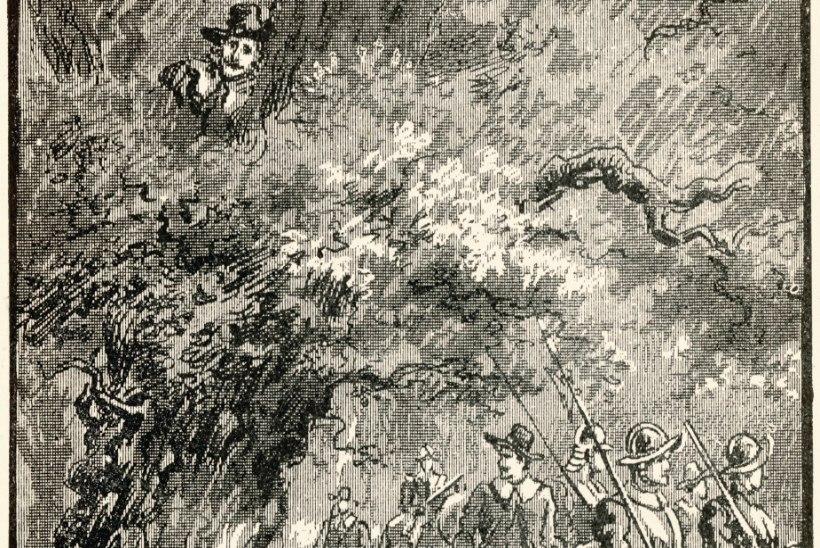 MINEVIKUHETK | 6. september: Charles II varjas end vaenlaste eest kogu päeva tamme otsas