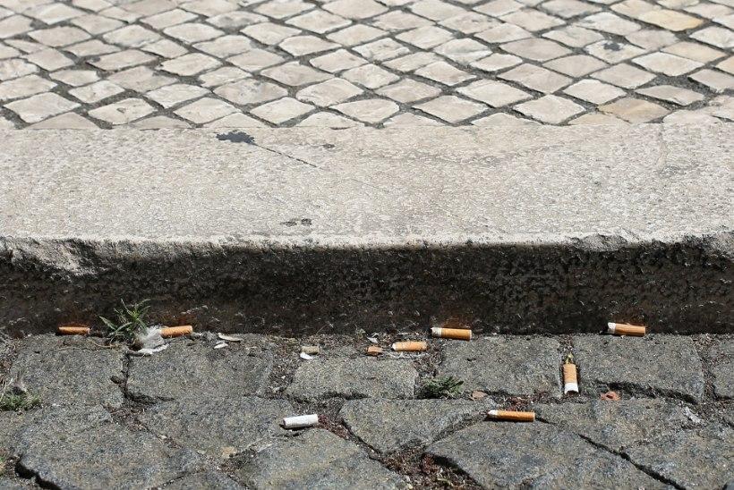 Saksamaal ringleb idee kehtestada sigaretikonidele pandisüsteem, mis teeb suitsupaki neli eurot kallimaks