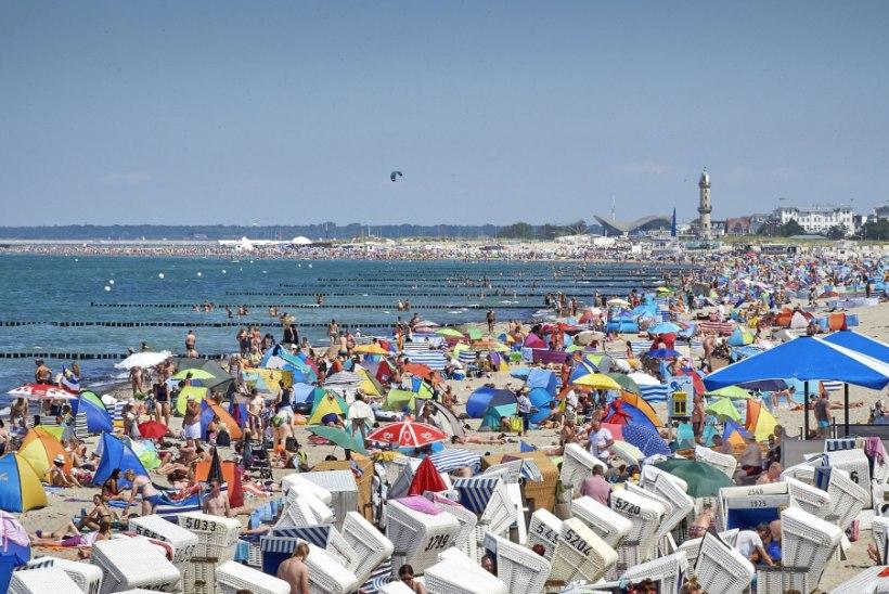 SAKSLASED ÄREVIL: Läänemeres võttis tapjabakter jälle inimeselt elu