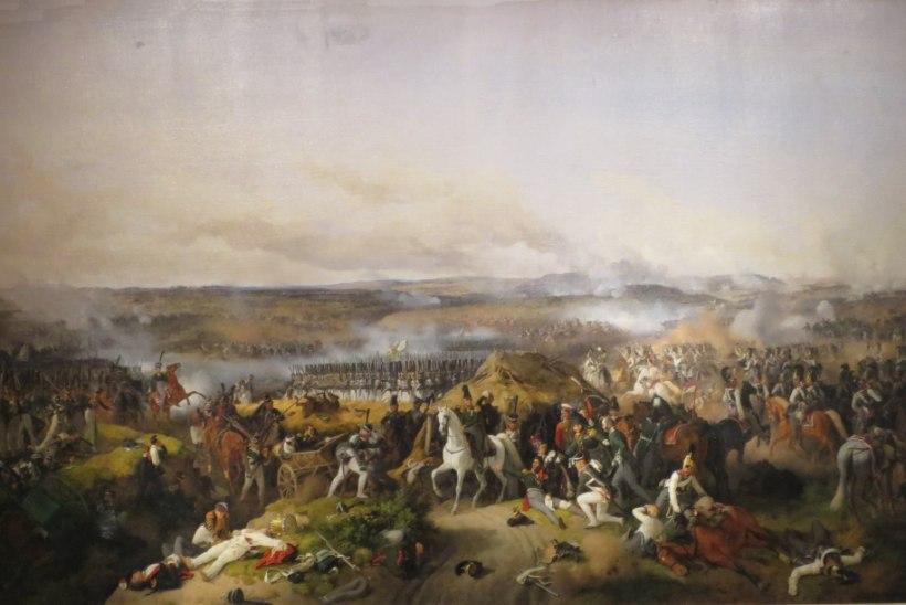 MINEVIKUHETK | 7. september: verise Borodino lahinguga avas Napoleon tee Moskvasse