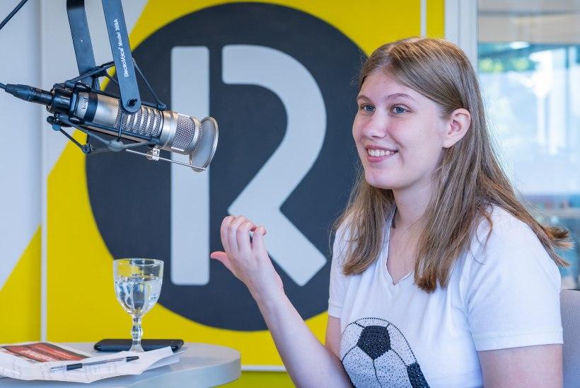 Poliitikutele lajatanud kooliõpilane Kerttu Parmas: nad võiksid tegeleda päris probleemidega