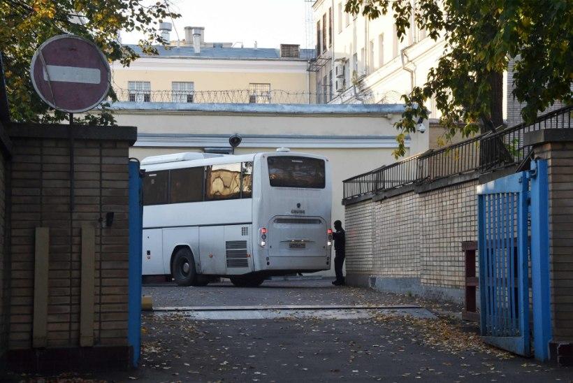 FOTOD | Venemaa ja Ukraina vahetasid välja 70 vangi
