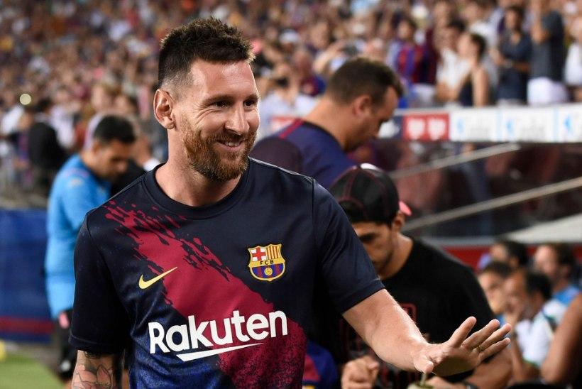 TOHOH! Lionel Messi võib tuleval suvel Barcelona hüljata