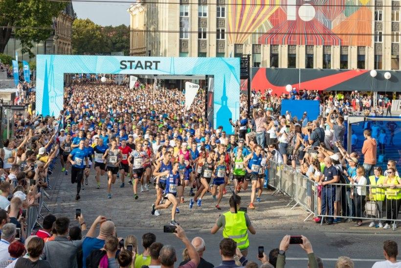 HÜVA NÕU: Kuidas Tallinna maratonil elu parim aeg saavutada?