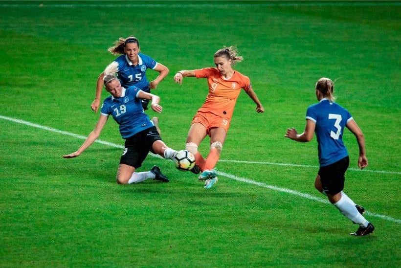 Mart Treial | Naised õpetasid meestele, kuidas Hollandi vastu mängida