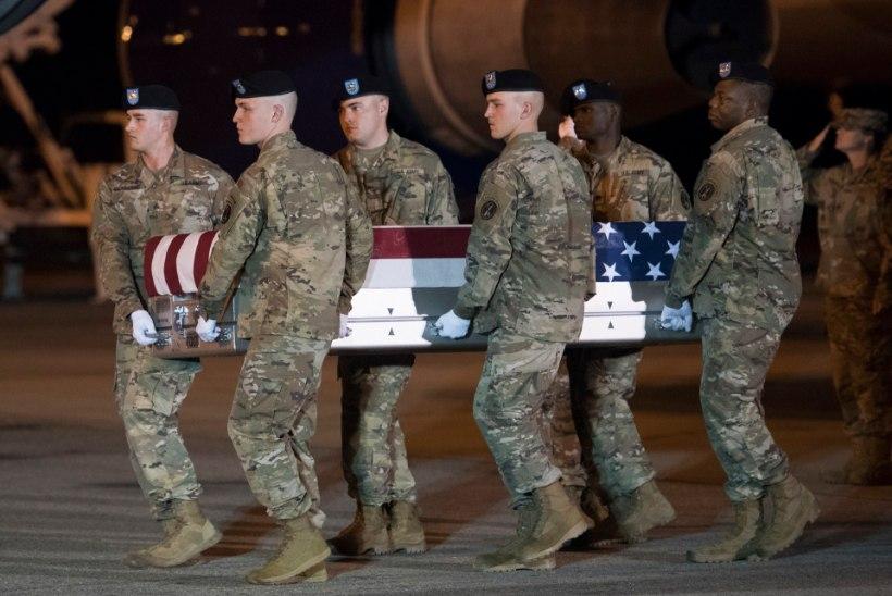 RAHU EI TULEGI? Trump lõpetas kõnelused Talibaniga
