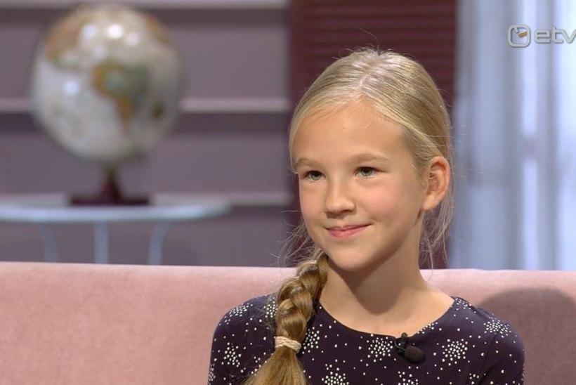VIDEO | Üheksa-aastane kirjanik: lugesin suve jooksul üle 6000 lehekülje