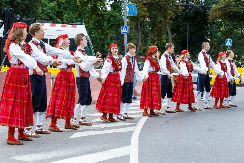 GALERII | Tallinna Maratoni esikuuiku hõivasid keenialased, parim eestlane kaheksas