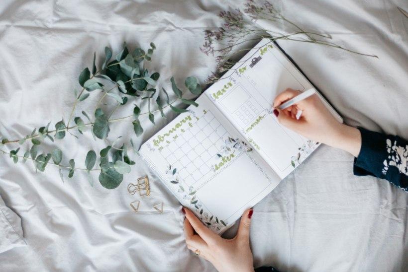 10 head põhjust, miks uueks aastaks plaane teha