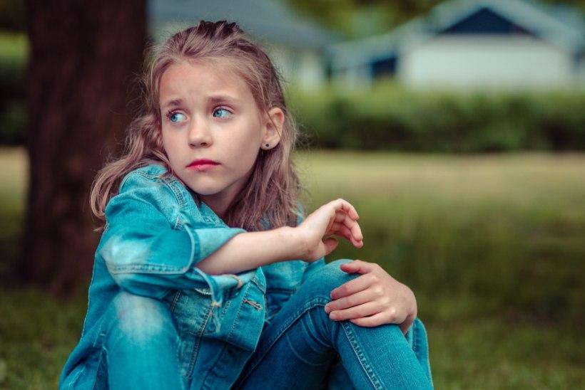 Mida teha, kui lapsel on stress ja ta ei taha enam kooli minna?