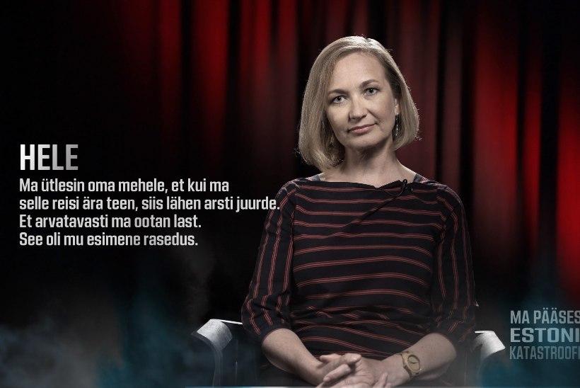 Estonia laevakatastroofist pääsenud Siiri saatuslikust ööst: ma vajusin ja vajusin, ega saanud aru, kas olen juba uppunud