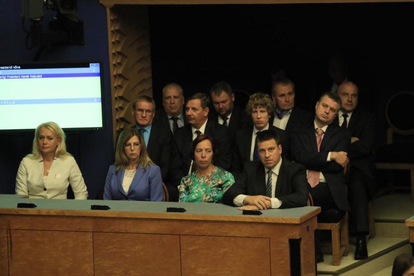 Riigikogu alustas sügishooaega