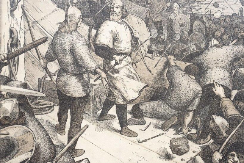 MINEVIKUHETK | 9. september: Norra kuningas Olav sai Svolderi merelahingus armutult lüüa