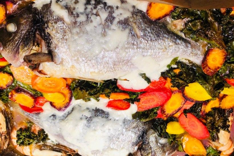 EVELIN ILVESE KOKAKOOL: kiire päeva tervislik õhtusöök kahele