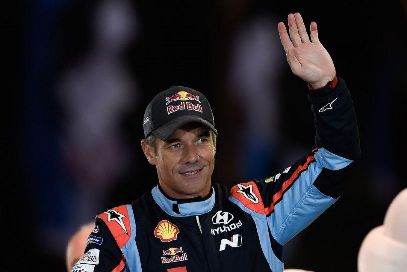 Sebastien Loeb: oleme väga õnnelikud, et saame Hyundaiga sõita