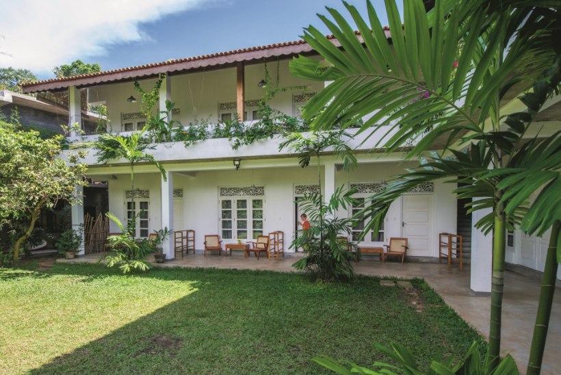 Eestlased välismaal: turistist hotelli perenaiseks Sri Lankal