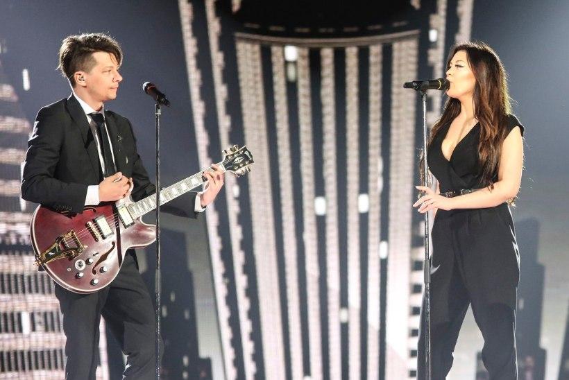 KARM KONKURENTS: Eurovisioni fännidele meeldivad Eesti eurolaulud aina vähem