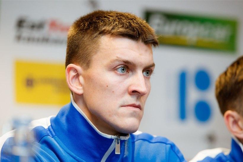Vehkleja Sten Priinits: Imre Geza võitis olümpiamängudelt hõbemedali 42aastasena, mul on veel terve kümnend minna