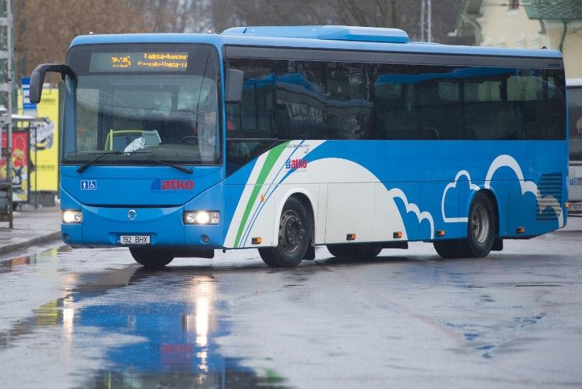 Atko uus tase? Reisija: bussijuht küsis väljumise eest lisaraha