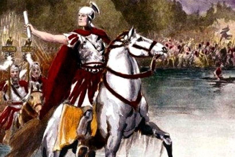 MINEVIKUHETK   10. jaanuar: Julius Caesar ületas sõjaväega Rubico jõe