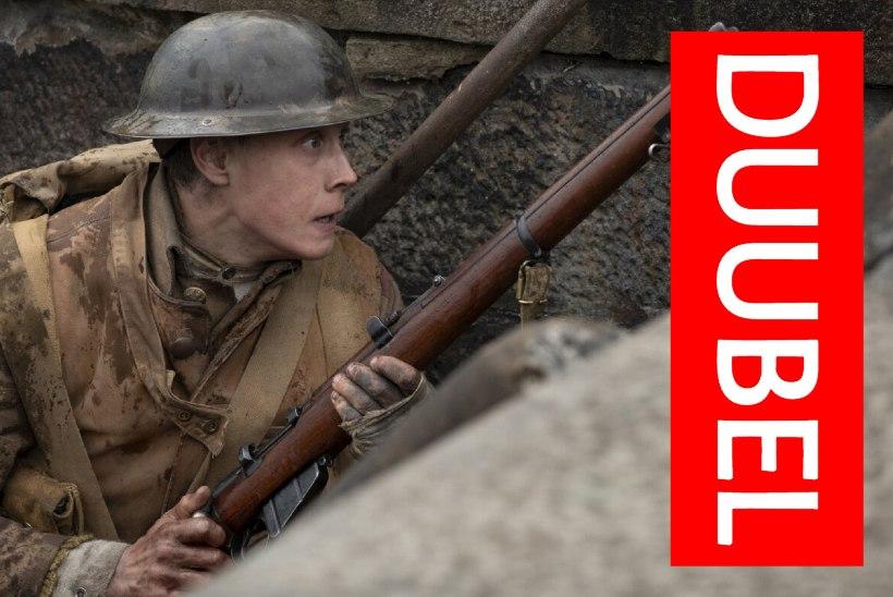 """FILMISAADE """"DUUBEL""""   """"1917"""" toob ekraanile Esimese ilmasõja koledaimad hetked"""