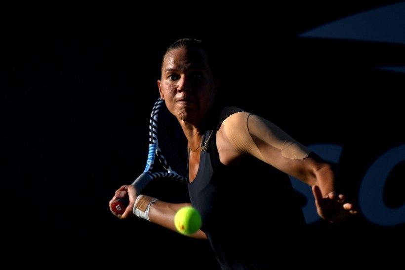 Ukraina naiskond toob Tallinnasse absoluutse tennisetipu, Kanepi pole huvist teada andnud