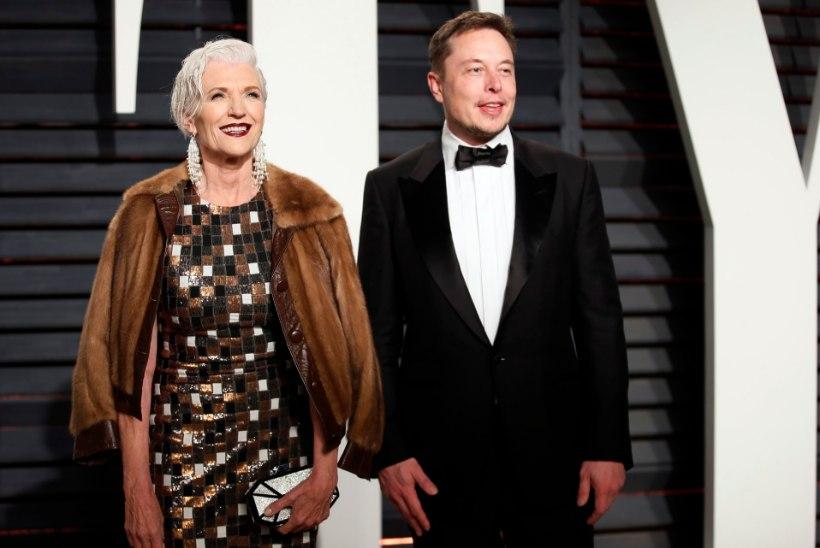 Elon Muski ema pidi abielu jooksul taluma nii füüsilist kui vaimset vägivalda