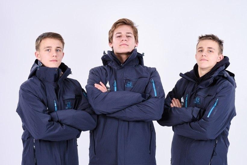Noorte olümpia avapäev: Eesti kaksikud tegid ajalugu, aga lähevad peagi juba vastamisi