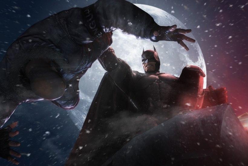 PIMEDUSE RÜÜTEL NAASEB PEAGI? Warner Bros. õrritab fänne uue Batmani mänguga