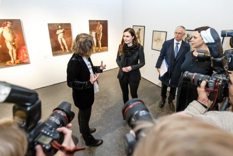 GALERII | Soome peaminister Sanna Marin külastas Eestit