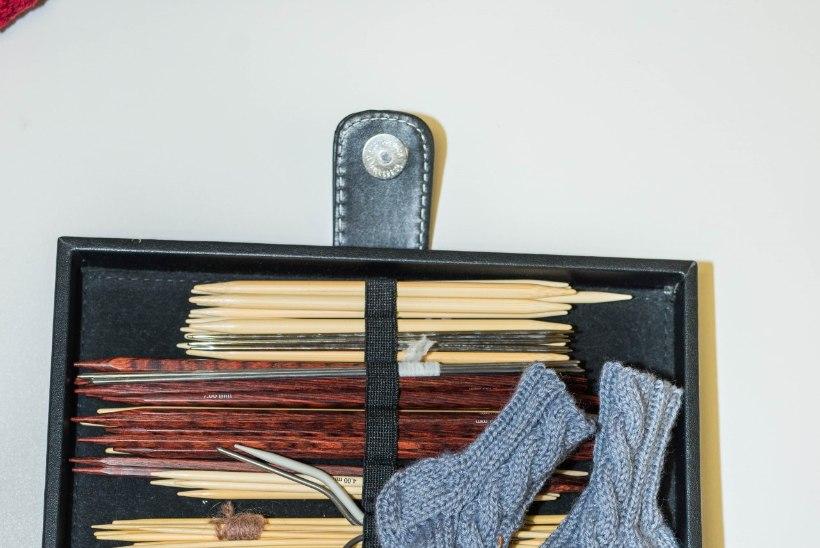 """Käsitööusku Harriet Toompere: """"Vanaema ütles ikka, et töö peab olema korralik! Kui ei ole, siis haruta üles ja alusta uuesti!"""""""