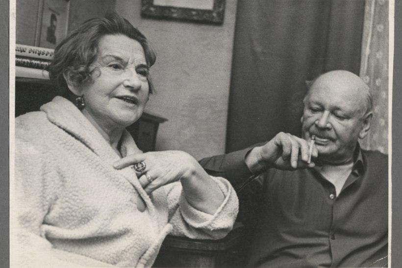 """Mari Möldre ja Ruut Tarmo armastuslugu: """"Olime meie küll üks veider abielupaar."""""""
