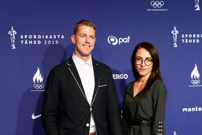 FOTO   Olümpiasangar Kaspar Taimsoo leidis armastuse