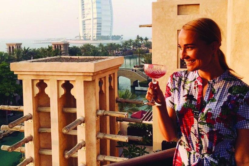 """Eestlanna Laura Dubais: """"Alkoholi ostmiseks on siin vaja luba ja see, kui palju sa seda osta saad, sõltub palgast!"""""""
