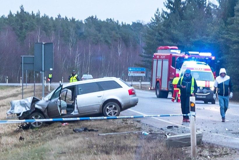 FOTOD | Saaremaa liiklusmõrvar oli pidev liiklushuligaan