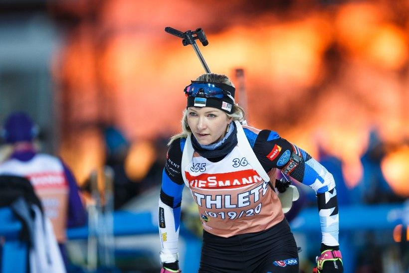 Eestlannade teatenelik lõpetas raske heitluse 14. kohal