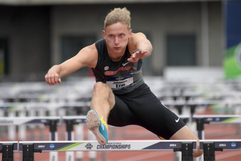 HEA TÖÖ: Johannes Erm avas sisehooaja isikliku rekordiga