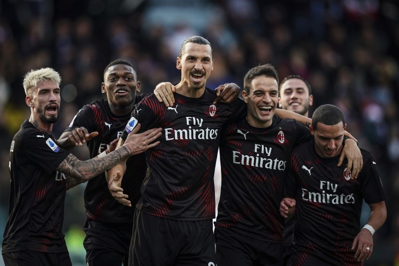 VIDEO | Ibrahimovic lõi pärast Itaaliasse naasmist esimese värava ning aitas koduklubil alistada Cagliari ja Klavani